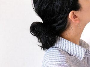 K18Hineriピアス18kK1818金金属アレルギー安心ピアスレディースジュエリーアクセサリーギフトプレゼント女性用贈り物楽天ランキング1位!知的デザインにひねりを効かせたアメリカンピアスラパポート