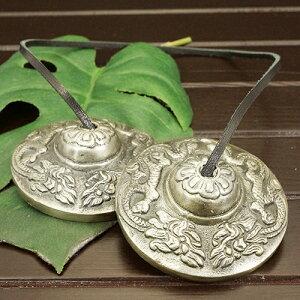 チベット密教ティンシャチベットシンバル7メタル
