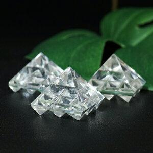 ヒマラヤ水晶(クル渓谷産) ピラミッド 9ポイント|ナインピラミッド|天然石|パワーストーン|ヒマラヤ|クリスタル【メール便対応可】