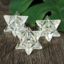 ヒマラヤ水晶(クル渓谷産) マルカバスター|マカバ|六芒星|ダビデの星|ソロモンの印|天然石|パワーストーン|…