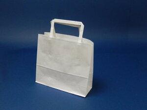 紙手提袋 ラッピーバッグ No.9 晒無地巾200×マチ70×高さ185mm 50枚