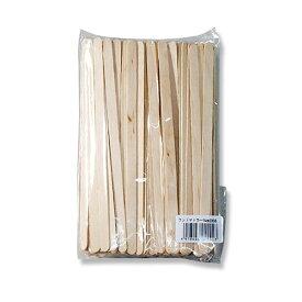ウッドマドラー 14cmサイズ:6×1×140mm 入数:200本材質:天然木(樺材)【メール便対応※1通5個まで可※】