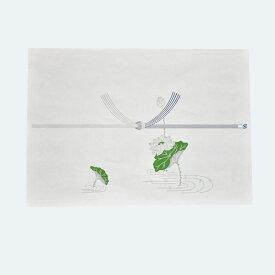 【メール便対応】福助 のし紙 A4判 蓮 並口サイズ:縦210mm×横297mm 100枚