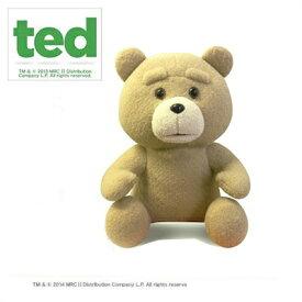 【 TED テッド 【お座り】 38cm 】ぬいぐるみ テッドグッズ テディベア 三代目 J Soul Brothers 映画 プレゼント 景品 2次会 結婚式 店舗 ディスプレイ ウエルカムボード Ted2 くま クマ 誕生日 ベアー テッド2 グッズ 人形