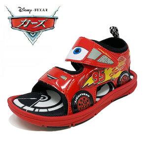 【 Disney ディズニー カーズ型 ベンハー サンダル 7550 】サンダル 靴 運動靴 男の子 子ども 子供 こども キッズシューズ 靴 子供靴 キャラクター靴 シューズ 男児 CARS カ