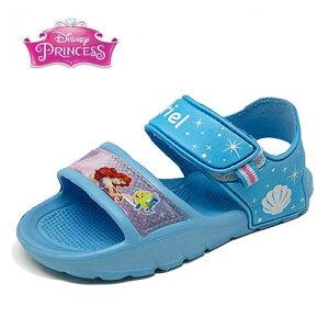 【Disney アリエル ベンハー サンダル 7661 15〜19cm】 幼稚園 小学生 女の子 子ども 女児 子供 こども キッズシューズ 靴 子供靴 グッズ シューズ 靴 EVA EVAサンダル デ
