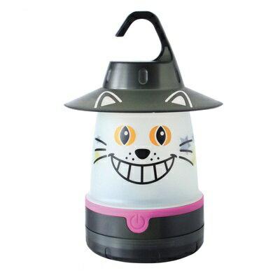 【Smile スマイル LED ランタン CAT 蓄光 ハロウィン 2way】おもしろ雑貨 ギフト プレゼント ネコ 猫 動物 ネコグッズ ライト 飾り かざり 非常時 常夜灯 LEDライト LEDランタン 懐中電灯 こども 癒し ハロウィングッズ パーティー 店舗 販促