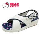 【Hello Kitty ナースサンダル NV 02707 】ナースシューズ サンダル 美脚 ベルト かわいい キャラクター 抗…