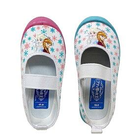 【 Disney ディズニー アナと雪の女王 2 キッズ 上履 1011】女の子 子ども スニーカー こども グッズ 女児 シューズ アナ雪 靴 子ども靴 グッズ 幼稚園 小学生 習い事 バレエシューズ うわばき 上靴 うわぐつ アナ エルサ 15cm 16cm 17cm 18cm 19cm