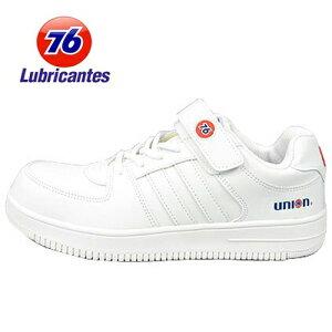 【 Union 76 Lubricants メンズ カジュアル 安全靴 WH 76-3036】軽い オシャレ安全靴 作業用靴 足場 工事 紳士 スニーカー シューズ スニーカータイプ 作業靴 先芯 鉄先芯 鉄