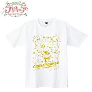 【ヒーリングっど プリキュア プリポップ Tシャツ キュアスパークル】大人 キャラクター グッズ 人気 おしゃれ 可愛い かわいい Mサイズ Lサイズ シャツ ヒーリングっどプ