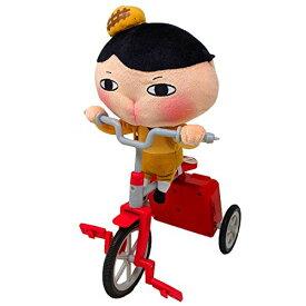 【おしりたんてい お散歩 三輪車 ギミック ぬいぐるみ】グッズ かわいい 人形 動く おさんぽ 自動 動くおもちゃ 自転車 グッズ おしり おしり探偵 絵本 児童書 キャラクター 小学生 プレゼント たんてい お尻 シリーズ かいけつ なぞとき