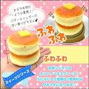 【単品 2段重 リアルパンケーキ スクイーズ バター】食品サンプル サンプル リアルフード 食品 ホットケーキ…