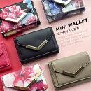 財布/三つ折り/レディース/コンパクト/ミニ財布