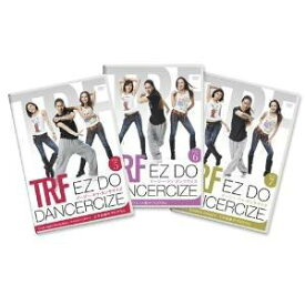 【新品】 TRF イージー・ドゥ・ダンササイズ EZ DO DANCERCIZE 2ndエディション DVD 3枚セット 5・6・7 送料無料