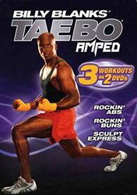 ビリー・ブランクス TAEBO AMPED 英語版 エクササイズダイエット DVD2枚組 「海外直輸入USED品」【中古】