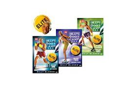 ビリーズブートキャンプ エリート DVD3枚セット 米国版正規品 (英語版)[海外直輸入USED品]【中古】