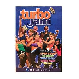 ターボ・ジャム 5ワークアウト DVD2枚組 (Turbo Jam 5 Rockin' Workouts) 英語版 ダイエットエクササイズ [海外直輸入USED]【中古】