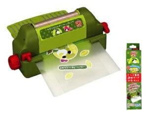 お茶犬 てづくり工房クリアファイルメーカー クリエ + お茶犬 クリエ専用 透明テープ別売りセット