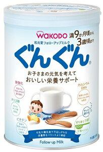 和光堂フォローアップミルク ぐんぐん 大缶