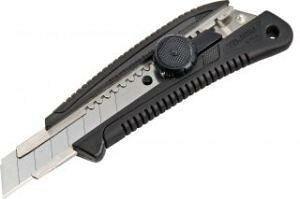 タジマ ネジプロ グリ-L ブラック LC561BKCL カッターナイフ本体