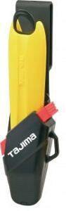 タジマ ドライバーカッターL500 セフホルスター付き DC-L500YSFBL カッターナイフ本体