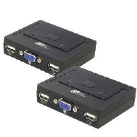 USB接続モデル (PC2台用) REX-230U x2個セット