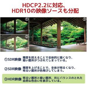 RS-HDSP2C-4KHDR対応