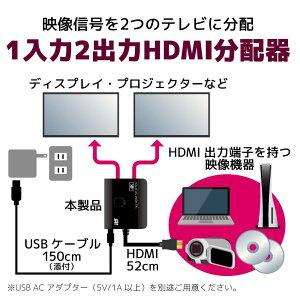 RS-HDSP2C-4K分配器