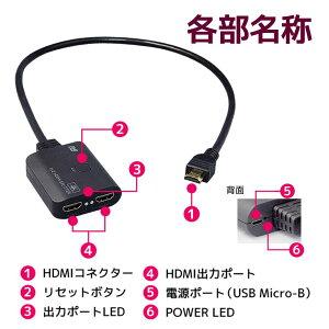 RS-HDSP2C-4K各部名称