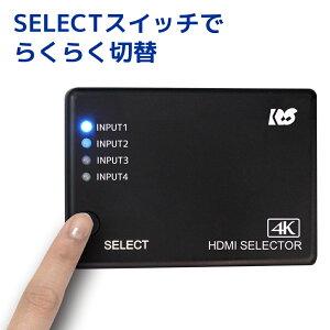 RS-HDSW41-4KAボタン