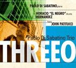 THREEOパオロ・ディ・サバティーノ・トリオ