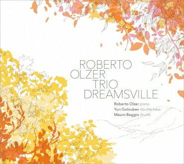 【澤野工房 Jazz Collection】「DREAMSVILLE」 ロベルト・オルサー・トリオ【RCP】【クロネコDM便】
