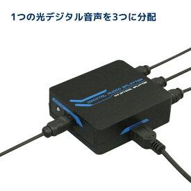1入力3出力 光デジタル分配器 RP-OPTSP13