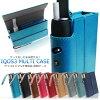 IQOS3MULTIアイコス3マルチ専用品レザーデニムケースシガレットケースカバー耐衝撃保護大人