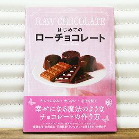 【単品購入】はじめてのローチョコレート メール便送料無料
