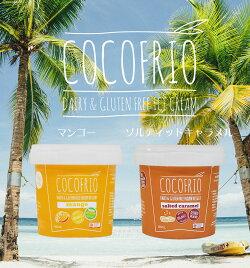 【送料無料】COCOFRIO(ココフリオ)ヴィーガンアイス乳製品・白砂糖・グルテン不使用