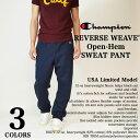 Champion チャンピオン Reverse Weave リバースウィーブ スウェットパンツ スエットパンツ USA限定モデル メンズ アメカジ ストリート 大きいサイズ