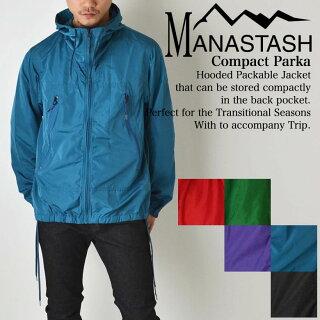 MANASTASHマナスタッシュパッカブルフードコンパクトジャケット7182035