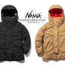 【期間限定20%OFF セール】NANGA U.S.A. ナンガ マウンテンビレーコート MOUNTAIN BELAY COAT アウトドア 日本製 US…