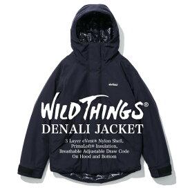 WILDTHINGS ワイルドシングス DENALI JACKET EVENT デナリ ジャケット 3レイヤーイーベント プリマロフト WT19101N