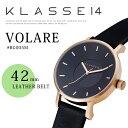 [安心正規]◆人気スタイル!【KLASSE14】クラス14フォーティーン # VOLARE 42mm LEATHER BELT腕時計!RG005M/ペアウォ…