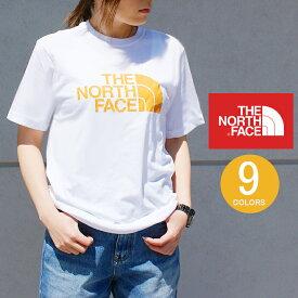 THE NORTH FACE ザ ノースフェイス『NF0A2T9R』Tri-Blend Half Dome TEE 2019SS メンズ レディース ユニセックス 男女兼用 Tシャツ 半袖 春夏 黒 カーキ ブルー グレー 白 アウトドア ランニング ジムウェア カジュアル ギフト ペアルック