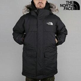 THE NORTH FACE(ザ・ノースフェイス) Men's Mc Murdo north-t0a8xzjk3 マクマード ロングコート ダウン ダウンジャケットブラック S M L メンズ 男性