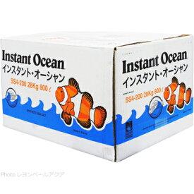 【全国送料無料】【在庫有り!!即OK】ナプコリミテッド 人工海水 インスタントオーシャン プレミアム 200L用 1袋で