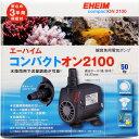 エーハイム コンパクトオン 2100 (50Hz 東日本仕様) (新商品)【在庫有り】