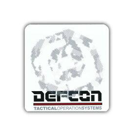 DEFCON ステッカー 【デフコン ステッカー】【メール便対応】715005