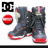 DC DC BOOTS PREMIER 3 RED