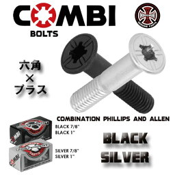 INDEPENDENT COMBI BOLTS&NUTS 7/8,1英寸715005