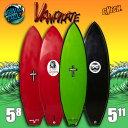 SANTACRUZ SURFBOARD VANPIRATE 5.8/5.11 サーフボード 【サンタクルーズ サーフボード】【日本正規品】【送料無料】715005